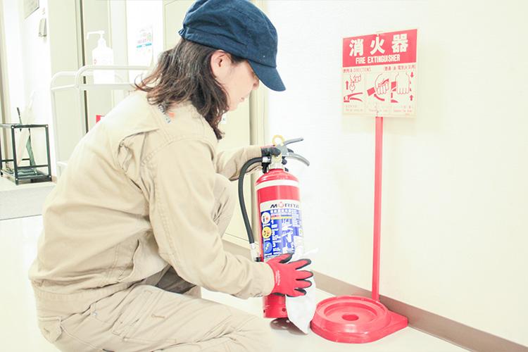 消防用設備等 法定点検